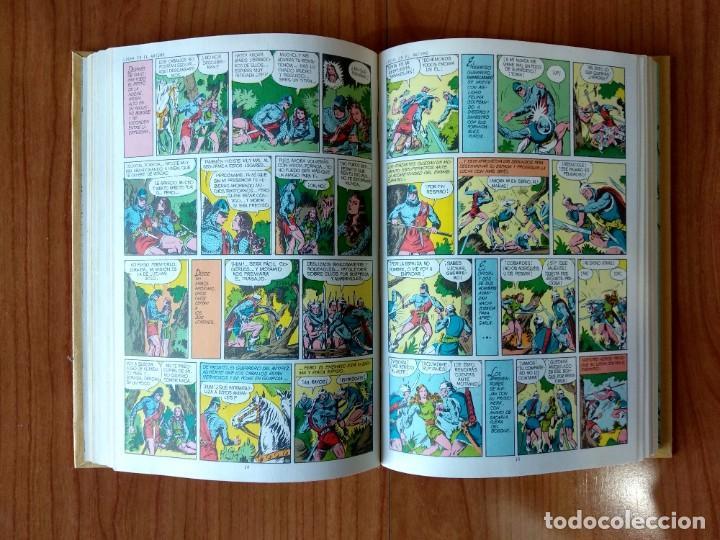 Tebeos: El Guerrero del Antifaz. Editora Valenciana. Completa - Foto 4 - 230994070