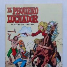 Tebeos: EL PEQUEÑO LUCHADOR Nº 22 ENEMIGOS POR DOQUIER EDI. VALENCIANA. Lote 243362840