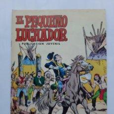 Tebeos: EL PEQUEÑO LUCHADOR Nº 25 ENTRE LOS SIOUX EDI. VALENCIANA. Lote 243362960