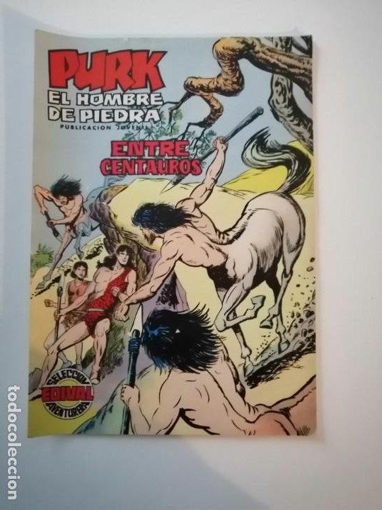 Tebeos: Lote 26 comics Purk el hombre de piedra.N° 2-5-8-10-12-13-15-16-24-29-30-35-44-47-55-59,del 61 al 70 - Foto 31 - 231958380