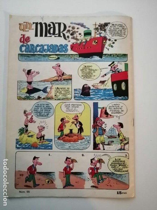 Tebeos: Lote 26 comics Purk el hombre de piedra.N° 2-5-8-10-12-13-15-16-24-29-30-35-44-47-55-59,del 61 al 70 - Foto 36 - 231958380