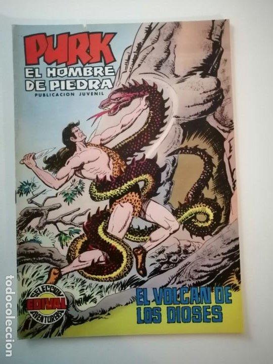 Tebeos: Lote 26 comics Purk el hombre de piedra.N° 2-5-8-10-12-13-15-16-24-29-30-35-44-47-55-59,del 61 al 70 - Foto 43 - 231958380