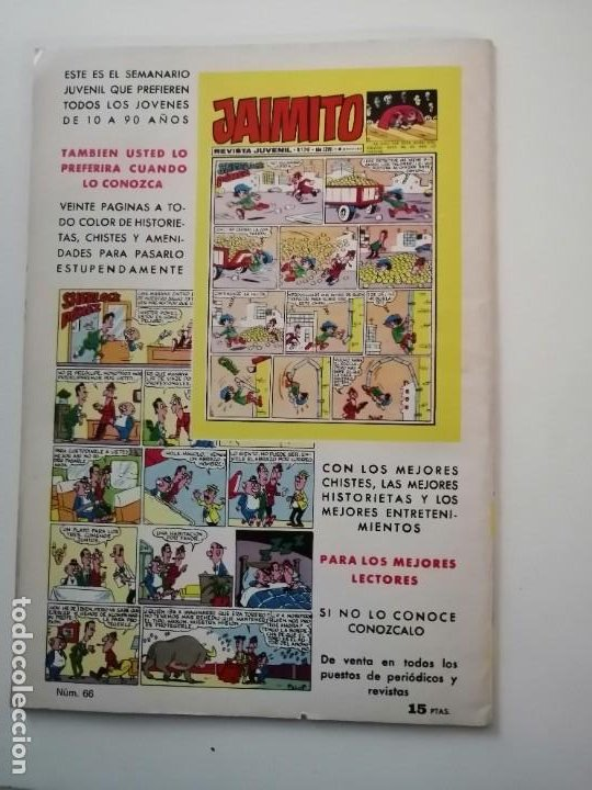 Tebeos: Lote 26 comics Purk el hombre de piedra.N° 2-5-8-10-12-13-15-16-24-29-30-35-44-47-55-59,del 61 al 70 - Foto 50 - 231958380