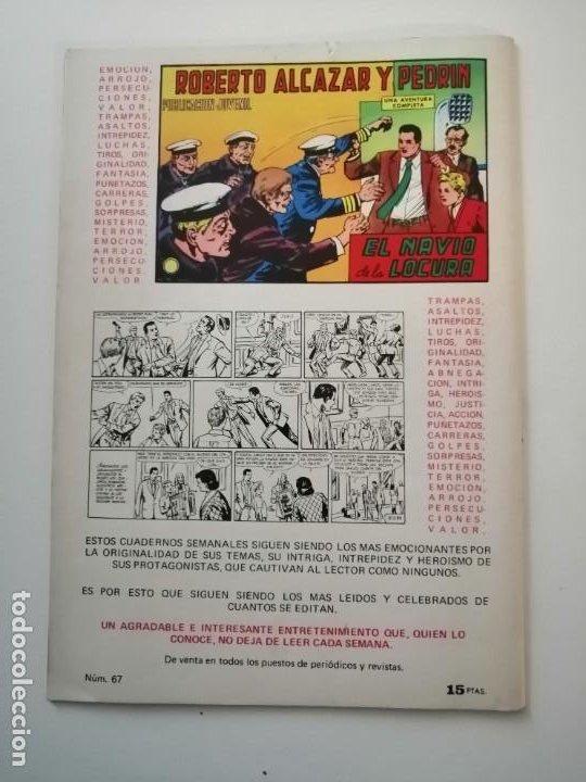 Tebeos: Lote 26 comics Purk el hombre de piedra.N° 2-5-8-10-12-13-15-16-24-29-30-35-44-47-55-59,del 61 al 70 - Foto 52 - 231958380