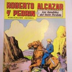 Livros de Banda Desenhada: ROBERTO ALCAZAR Y PEDRIN - NUM 246 SEGUNDA EPOCA - ED. VALENCIANA. Lote 232087475