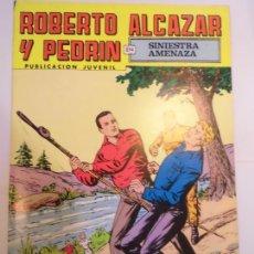 Livros de Banda Desenhada: ROBERTO ALCAZAR Y PEDRIN - NUM 152 SEGUNDA EPOCA - ED. VALENCIANA. Lote 232087485