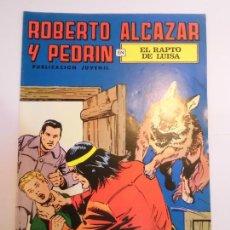 Livros de Banda Desenhada: ROBERTO ALCAZAR Y PEDRIN - NUM 131 SEGUNDA EPOCA - ED. VALENCIANA. Lote 232087515