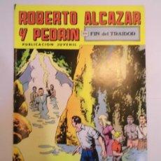 Livros de Banda Desenhada: ROBERTO ALCAZAR Y PEDRIN - NUM 138 SEGUNDA EPOCA - ED. VALENCIANA. Lote 232087560