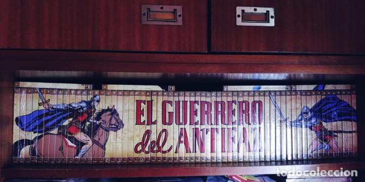 EL GUERRERO DEL ANTIFAZ-COMPLETA , 69 TOMOS-A ESTRENAR-PRECINTADOS TODOS MENOS NUMEROS 1-2 69 (Tebeos y Comics - Valenciana - Guerrero del Antifaz)