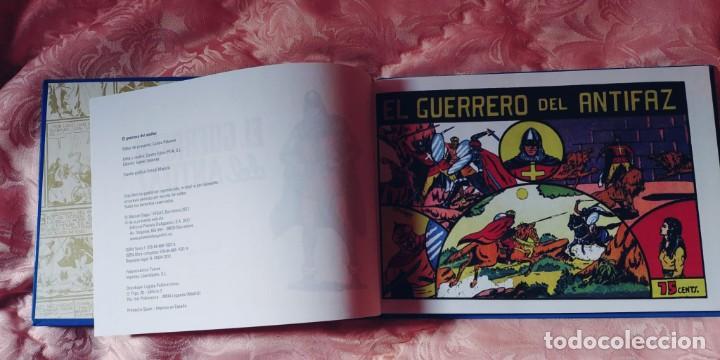 Tebeos: EL GUERRERO DEL ANTIFAZ-COMPLETA , 69 TOMOS-A ESTRENAR-PRECINTADOS TODOS MENOS NUMEROS 1-2 69 - Foto 4 - 232278930