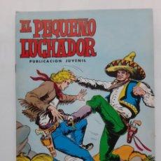 Giornalini: EL PEQUEÑO LUCHADOR Nº 32 EL PLAN DEL MEJICANO EDI. VALENCIANA. Lote 232678305