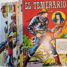Giornalini: EL TEMERARIO COLECCION COMPLETA. Lote 233176165