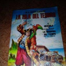 Tebeos: LIBROS GRAFICOS.TOMO 1.CONTIENE TRES HISTORIAS.200 PAGINAS.EDITORA VALENCIANA 1983. Lote 233322895