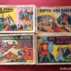 Livros de Banda Desenhada: 28 -EL GUERRERO DEL ANTIFAZ -ORIGINALES- VER NUMERACION. Lote 233421380