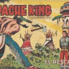 Tebeos: APACHE KING Nº 8: EL RESCATE. Lote 233702875