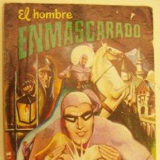 Tebeos: EL HOMBRE ENMASCARADO Nº 5 - HUIDA DE LA BASTILLA - COLOSOS DEL COMIC. VALENCIANA. Lote 233735410