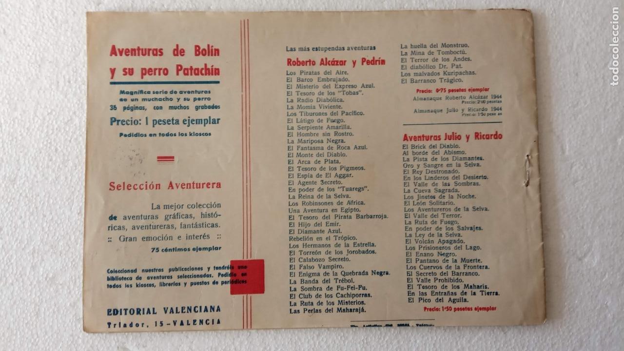 Tebeos: SELECCIÓN AVENTURERA ORIGINAL AÑOS 40 GARY COOPER - EL FORASTERO - LAFFOND - Foto 2 - 233762175