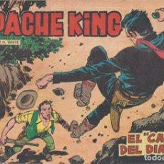 Tebeos: APACHE KING Nº 14: EL CAÑÓN DEL DIABLO. Lote 233847380