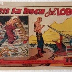 Tebeos: EL VENGADOR DEL MUNDO ORIGINAL Nº 6 - EDI. VALENCIANA 1944, EDMUNDO MARCULETA. Lote 233933400