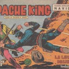 Tebeos: APACHE KING Nº 23 EXTRAORDINARIO DE NAVIDAD: LA LEY DEL DESIERTO. Lote 234029910