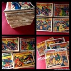 Livros de Banda Desenhada: 250 -EL GUERRERO DEL ANTIFAZ -ORIGINALES- COMPRENDIDOS ENTRE EL Nº 17 Y Nº 662. Lote 234437290