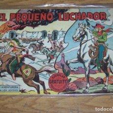 Tebeos: EL PEQUEÑO LUCHADOR ORIGINAL 175. Lote 234831645