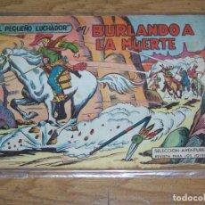 Tebeos: EL PEQUEÑO LUCHADOR ORIGINAL 3. Lote 234833995