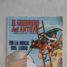 Tebeos: EL GUERRERO DEL ANTIFAZ Nº 106 EN LA BOCA DEL LOBO. Lote 234838430