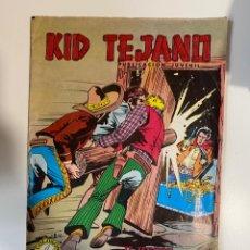 Tebeos: KID TEJANO. EL TESORO DE LOS COMENDADOR. - Nº 29. COLOSOS DEL COMIC.. Lote 234844660