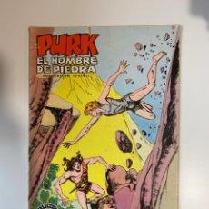 Tebeos: PURK. EL HOMBRE DE PIEDRA. LOS DESAPARECIDOS - Nº 107. EDITORA VALENCIANA.. Lote 234852070