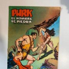 Tebeos: PURK. EL HOMBRE DE PIEDRA. EL GRAN DAMULA - Nº 10. EDITORA VALENCIANA.. Lote 234852430