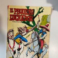 Giornalini: EL PEQUEÑO LUCHADOR. PEDRO DULCE ATACA - Nº 62. EDITORA VALENCIANA.. Lote 234857420