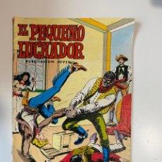 Tebeos: EL PEQUEÑO LUCHADOR. LA BANDA DE EL NEGRO - Nº 60. EDITORA VALENCIANA.. Lote 234857565
