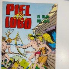 Tebeos: PIEL DE LOBO. Nº 2 - EL HIJO DEL JEFE. COLOSOS DEL COMIC.. Lote 234863845