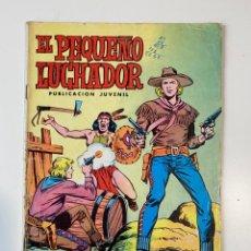 Tebeos: EL PEQUEÑO LUCHADOR. PUBLICACIÓN JUVENIL. Nº 1. EDITORA VALENCIANA. 1977. Lote 234868035