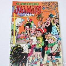 Tebeos: ALMANAQUE DE JAIMITO PARA 1973. Lote 234872660