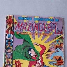 Tebeos: MAZINGER Z EL ROBOT DE LAS ESTRELLAS Nº 30 EDITORA VALENCIANA 1979. Lote 235132165