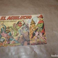 Tebeos: EL AGUILUCHO Nº 6, EDITORIAL MAGA. Lote 235221930