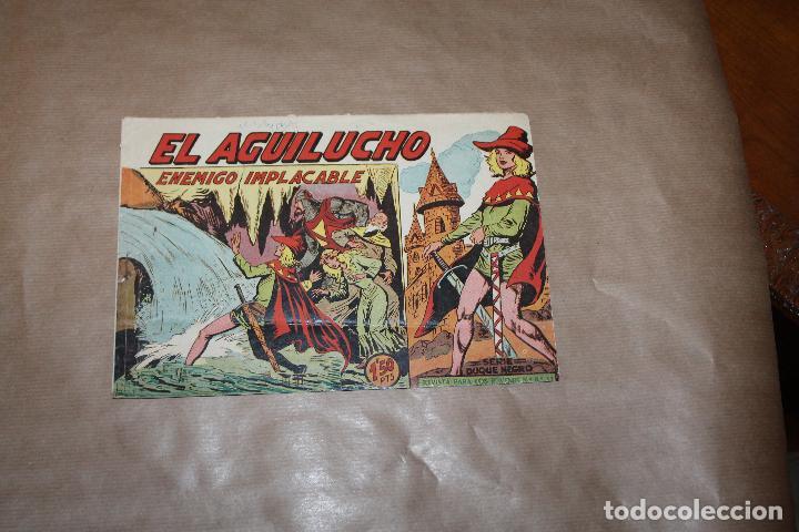 EL AGUILUCHO Nº 11, EDITORIAL MAGA (Tebeos y Comics - Valenciana - Otros)