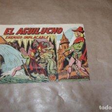 Tebeos: EL AGUILUCHO Nº 11, EDITORIAL MAGA. Lote 235221965