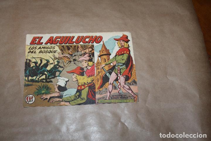 EL AGUILUCHO Nº 24, EDITORIAL MAGA (Tebeos y Comics - Valenciana - Otros)