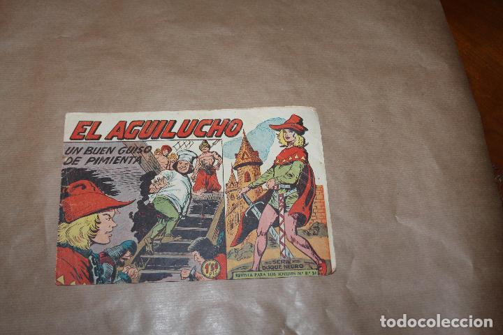 EL AGUILUCHO Nº 32, EDITORIAL MAGA (Tebeos y Comics - Valenciana - Otros)