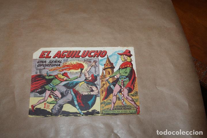 EL AGUILUCHO Nº 39, EDITORIAL MAGA (Tebeos y Comics - Valenciana - Otros)