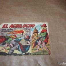 Tebeos: EL AGUILUCHO Nº 39, EDITORIAL MAGA. Lote 235222220