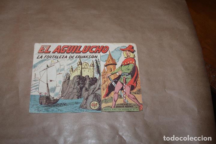 EL AGUILUCHO Nº 64, EDITORIAL MAGA (Tebeos y Comics - Valenciana - Otros)