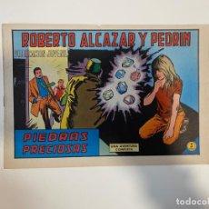 Tebeos: ROBERTO ALCAZAR Y PEDRIN. PIEDRAS PRECIOSAS - Nº 1085. EDIVAL. 1973. Lote 235269520