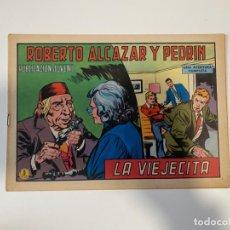 Tebeos: ROBERTO ALCAZAR Y PEDRIN. LA VIEJECITA - Nº 1075. EDIVAL. 1973. Lote 235270540