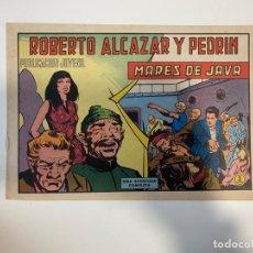 Tebeos: ROBERTO ALCAZAR Y PEDRIN. MARES DE JAVA - Nº 1076. EDIVAL. 1973. Lote 235270680