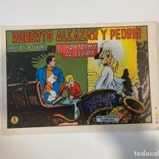 Tebeos: ROBERTO ALCAZAR Y PEDRIN. EL FANTASMA DE ELVIRA - Nº 1123. EDIVAL. 1974. Lote 235271350