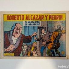 Tebeos: ROBERTO ALCAZAR Y PEDRIN. EL MONTAÑERO DESAPARECIDO - Nº 924. EDITORA VALENCIANA. 1970. Lote 235271715